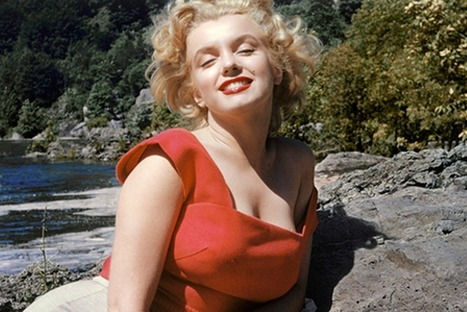 Get a rare new look at Marilyn Monroe with these never-before-seen photographs | xposing world of Photography & Design | Scoop.it