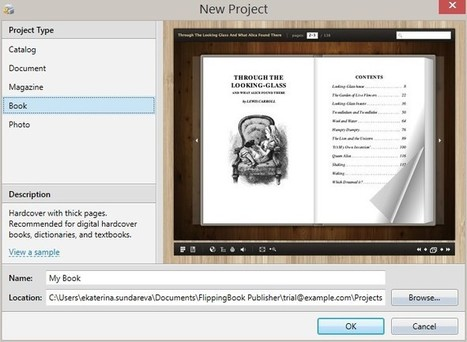 Top 5 Flipbook Software For Creating Interactive Books | Gelarako erremintak 2.0 | Scoop.it
