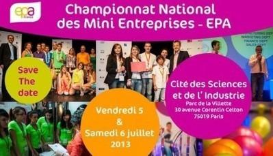 MCE — Ma chaîne étudiante » Championnat National des MINI ENTREPRISES-EPA : le rendez-vous incontournable de l'emploi | Concours start-ups | Scoop.it
