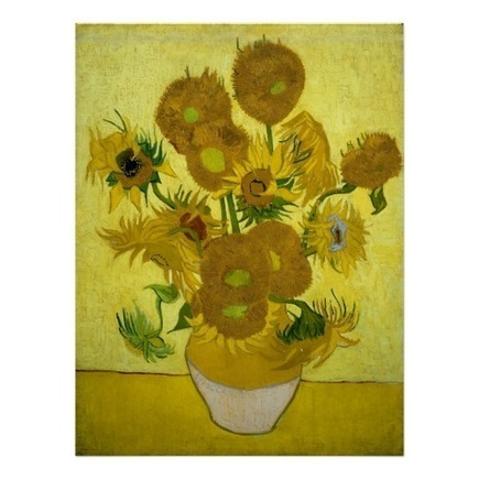 Sunflowers by Vincent Van Gogh | Marbella Ases Media | Scoop.it