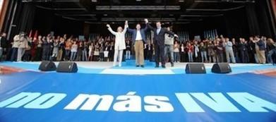 La subida del IVA de Rajoy monopoliza Twitter en España - El Periódico de Catalunya | Alambique 2.0 | Scoop.it