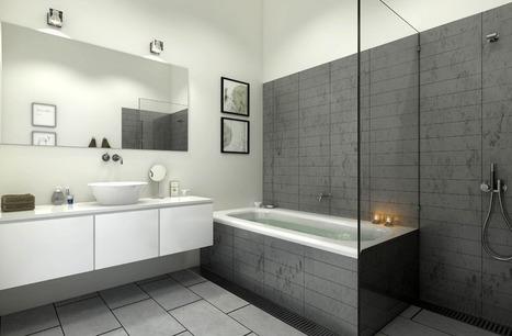 Rénovation de salle de bain : quelques conseils à suivre.   MA ...   Accessoires salle de bains   Scoop.it