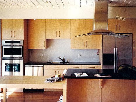 Sunset Red Kitchen Architecture Wan   Rhinway- home design   Scoop.it