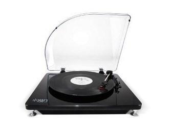 Levysoitin ja konvertteri ION Audio Pure LP USB - Konerauta.fi verkkokauppa | Konerauta Verkkokauppa | Scoop.it