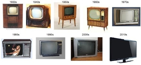 La TV y su tecnología: una historia a todo color | Educacion, ecologia y TIC | Scoop.it