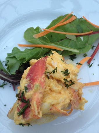 Delectable Lobster Rolls: A Great Snack | Its All About Seafood | Scoop.it