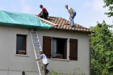 Après les orages en Dordogne, place aux procédures d'indemnisation | Agriculture en Dordogne | Scoop.it