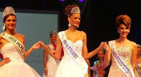 Gaëlle Mans Crowned Miss Nord-Pas-de-Calais 2013 for Miss ... | Weddings in Norther France | Scoop.it