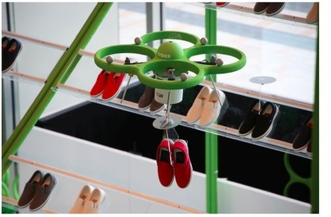 Le futur du shopping en 7 tendances | PROSPECTIVE DESIGN | Scoop.it
