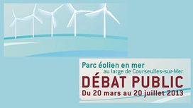 Les énergies de la mer: Parcs éoliens posés en Mer : les calendriers des débats publics français se précisent | Innovation & Développement Durable | Scoop.it