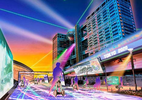 Au Japon, un village entièrement robotisé en projet pour les JO de 2020 | Une nouvelle civilisation de Robots | Scoop.it