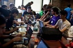 Hackathon de l'édition à New-York | Cabinet de curiosités numériques | Scoop.it