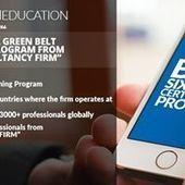 Lean Six Sigma Green Belt by Big 4 Consultancy Firm | Lean Six Sigma Green Belt | Scoop.it