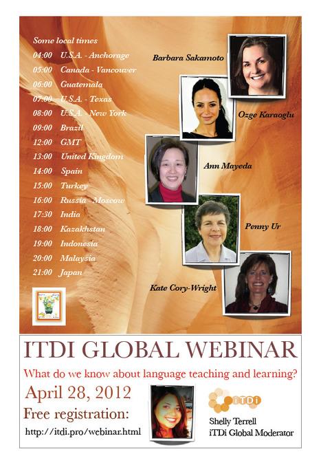 iTDi Webinar | The Morning Blend | Scoop.it