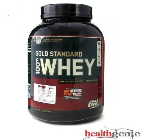 ON 100% whey protein Gold Standard | 100% whey protein Gold Standard | Scoop.it
