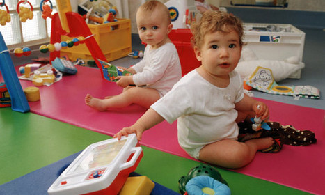 Baby boom and poverty 'fuelling nursery education crisis' | Education | Scoop.it