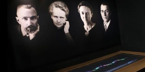 Le mythique laboratoire des Curie rouvre ses portes | Ca m'interpelle... | Scoop.it