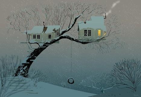 Pascal Campion -Illustrator- | Artistes et créateurs d'aujourd'hui... | Scoop.it