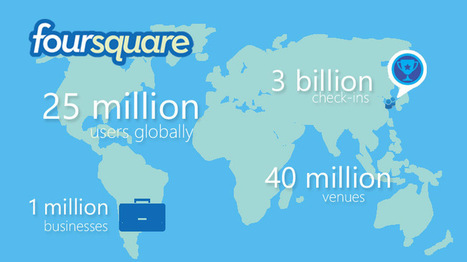 How To Use Foursquare To Market Your Business | In PR & the Media | Scoop.it