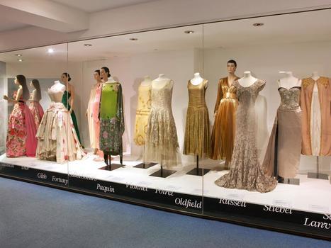 Great Names of Fashion | Fashion Museum Bath | Textile Horizons | Scoop.it