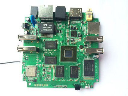 Rikomagic MK902 II Android TV Box with Rockchip RK3288 Coming Soon | Embedded Systems News | Scoop.it