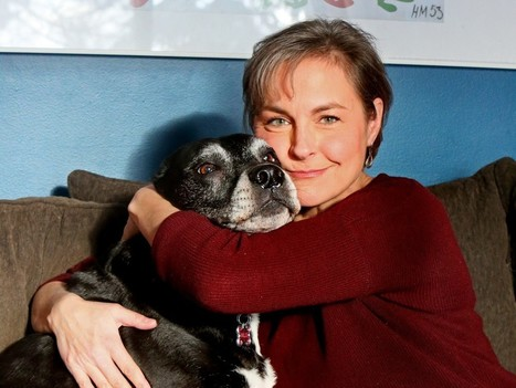 Edmonton author Alison Hughes inspired by Milly the dog | Canadian literature | Scoop.it