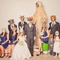 Animal Masquerade for Weddings and Engagements | Fine Arts & Photography | Scoop.it
