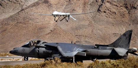 Predator Drones 'Useless' in Most Wars, Top Air Force General Says | DroneCentre | Scoop.it
