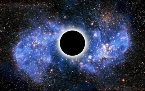 Un hyper trou noir a peut-être donné naissance à notre Univers | Beyond the cave wall | Scoop.it