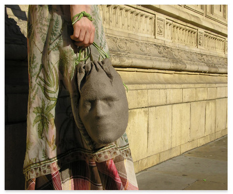 Yael Mer &Shay Alkalay : Head Hand Bag   Art, Design & Technology   Scoop.it