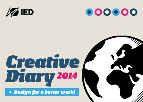 Creative Diary - IED Win 27 Master Scholarships in Italy and Spai | PRArrow | Scoop.it