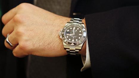 Rent a Rolex? A Shortcut to Wearing a Fancy Watch - Bloomberg | Watch-it | Scoop.it