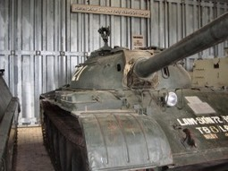 Type 59 (NVA) – WalkAround | History Around the Net | Scoop.it