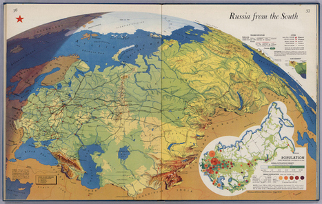 World War II Led to a Revolution in Cartography | Geography Education | Scoop.it