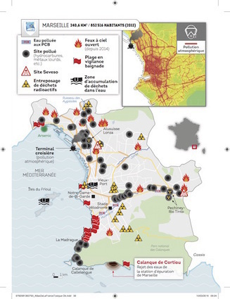 En France, la pollution est partout, révèle Robin des bois | Ecologie & société | Scoop.it