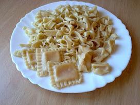 Ahorrar en tiempos de Crisis: Como hacer tu propia pasta | Una vuelta por Italia a travéz de la pasta | Scoop.it