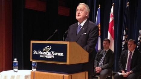 Former PM unveils details of Mulroney Institute in Antigonish   Nova Scotia is Awesome!   Scoop.it