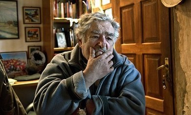 Uruguay's president José Mujica: no palace, no motorcade, no frills | READ | WATCH | LISTEN | Scoop.it