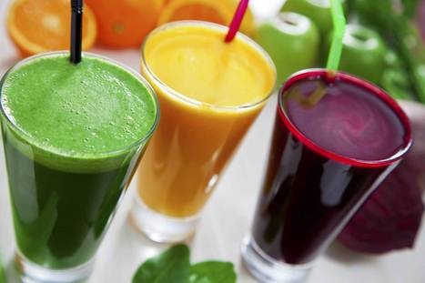 3 Excellent Juices for Lowering the Blood Pressure Naturally | ForHealthBenefits | Scoop.it