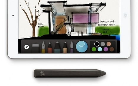 FiftyThree Makes All Drawing Tools in 'Paper' iPad App Free of Charge | Infographics | Scoop.it