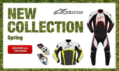 MOTORBIKE CLOTHES AND ACCESSORY STORE | Productos para Motos.. | Scoop.it
