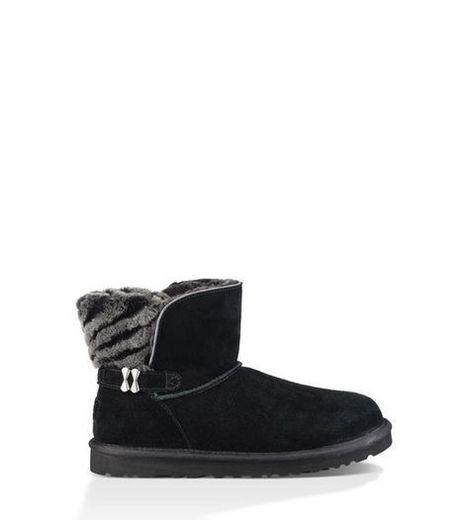 Womens UGG Adria Classic Mini 1013306 Boots black [UGG Adria 3589] - $116.99 : Ecboots,Inc | Nike Shoes | Scoop.it
