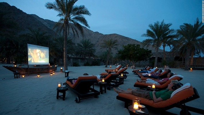 Beautiful outdoor cinemas - CNN.com | Machinimania | Scoop.it
