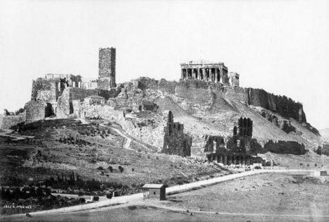 La torre perdida de la Acrópolis | LVDVS CHIRONIS 3.0 | Scoop.it