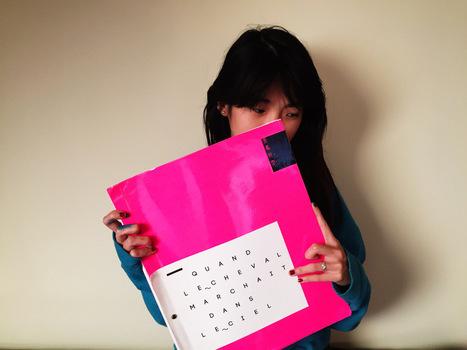 Hu Yu, graphiste taïwano-parisienne | TYPOGRAPHIE | Scoop.it
