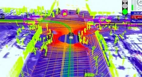How Google's self-driving car works | KurzweilAI | connectedcity | Scoop.it