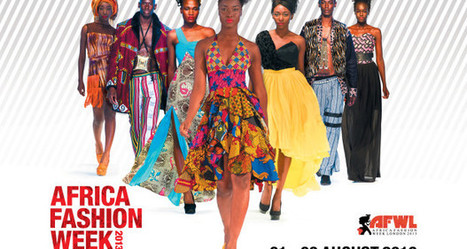 Why Globacom Is Sponsoring African Fashion Week London | AfroCosmopolitan | Fashion | Scoop.it