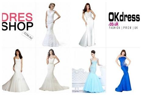 Mermaid Style Dresses - Yettezkie's Doodles | Fashion & Beautiful Dresses | Scoop.it