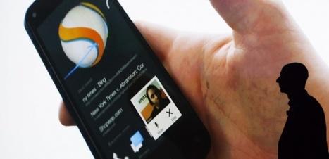 Quand Amazon acte le grand échec de son smartphone, le Fire Phone | Inside Amazon | Scoop.it