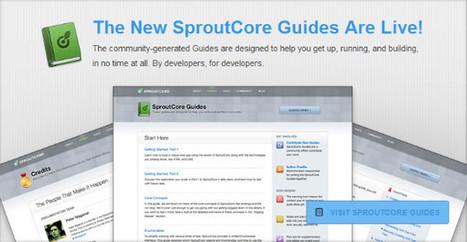 Logiciel gratuit SproutCore 2012 HTML5 framework Licence gratuite - les outils Webmaster de derniere génération | Web programming tools and more... | Scoop.it